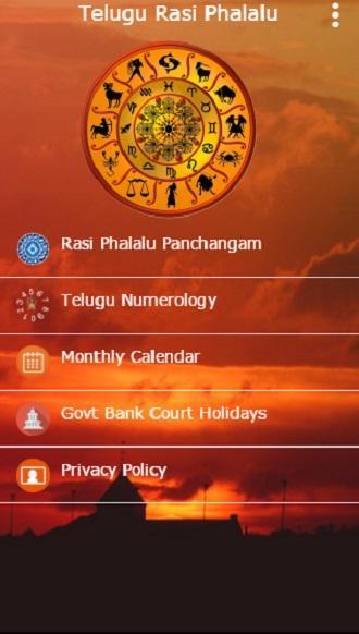 Telugu Rasi Phalalu for Android - APK Download