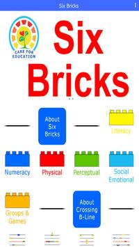 Six Bricks poster