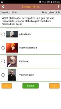 NTSE Quiz screenshot 2