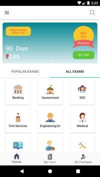 Edu Online Test screenshot 1