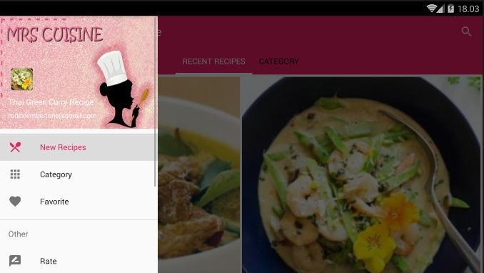Resep Masakan Thai Hijau For Android Apk Download