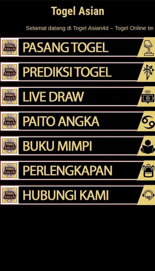 Togel Asia For Android Apk Download
