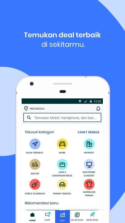 Olx Jual Beli Mobil Motor Dan Rumah Online For Android Apk