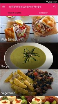 Turkish Fish Sandwich Recipe screenshot 2