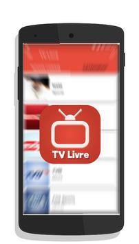 TV Livre 스크린샷 1