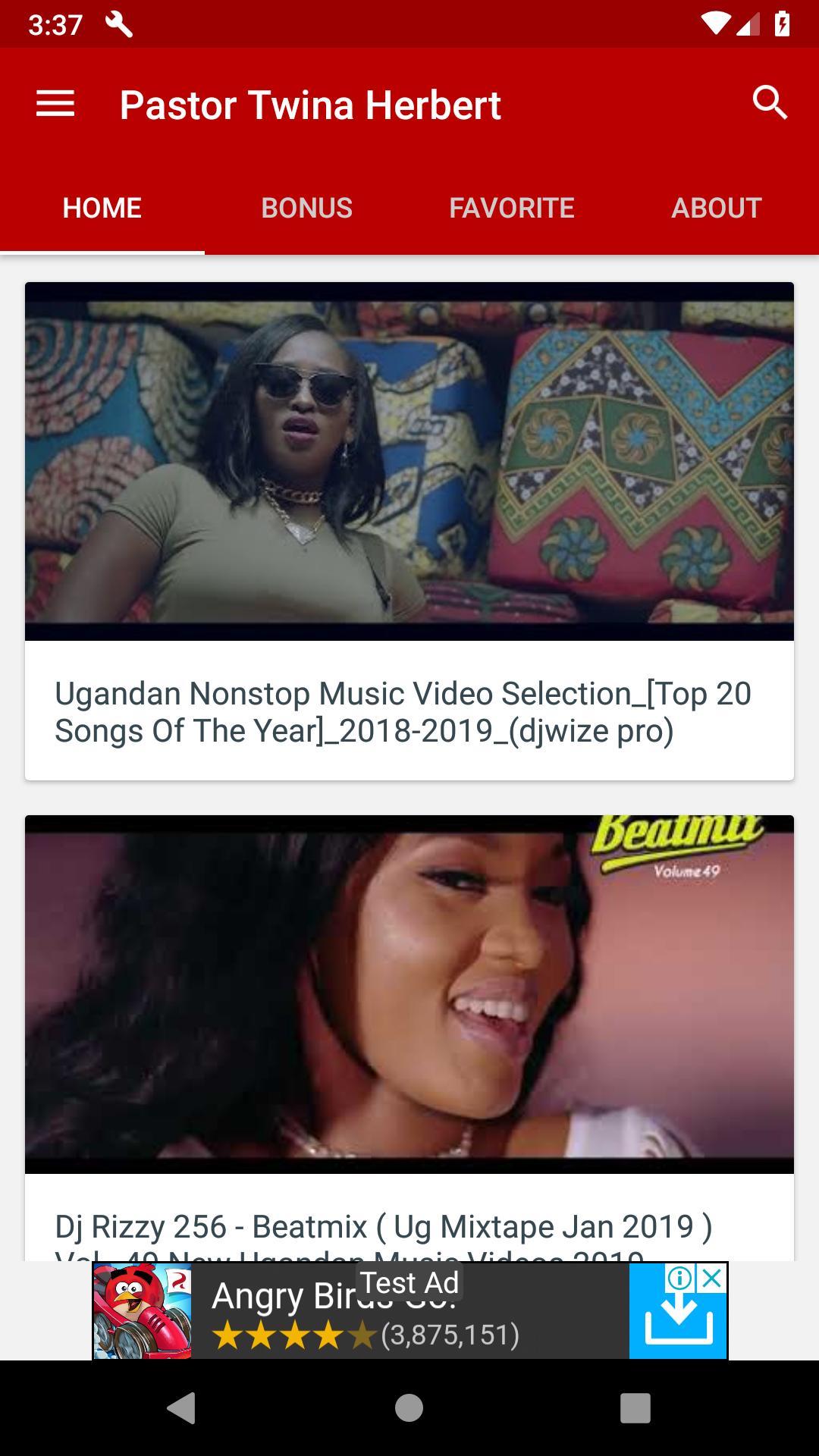 Dj Slick Stuart & Roja Dj Shiru Uganda Video Mixes for