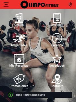 Olimpo Fitness screenshot 5