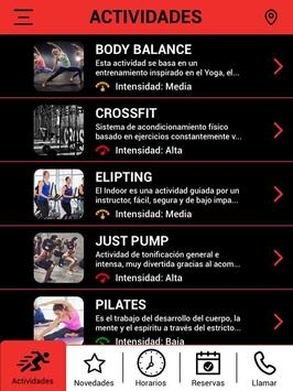 Olimpo Fitness screenshot 6