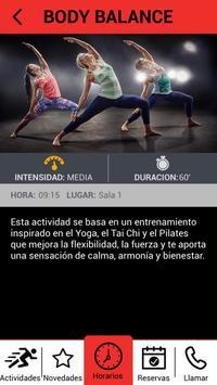 Olimpo Fitness screenshot 3