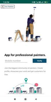 Yes Painter - Partner App screenshot 1
