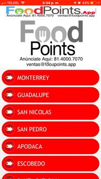 FoodPoints poster