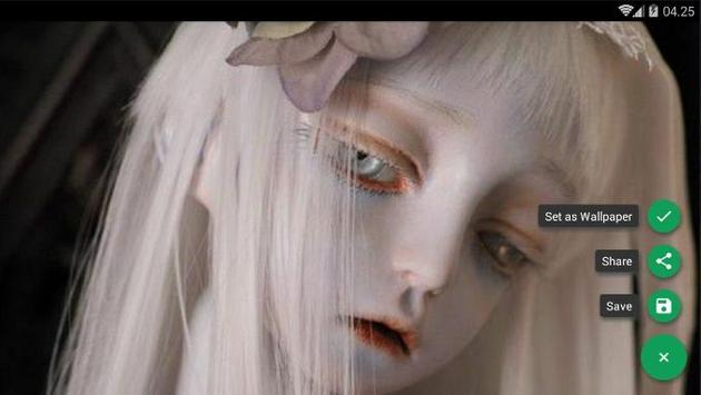 Doll Gothic Wallpapers screenshot 5