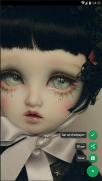 Doll Gothic Wallpapers poster