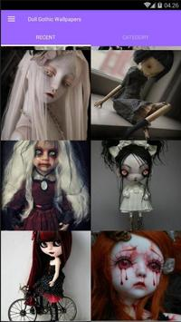 Doll Gothic Wallpapers screenshot 1