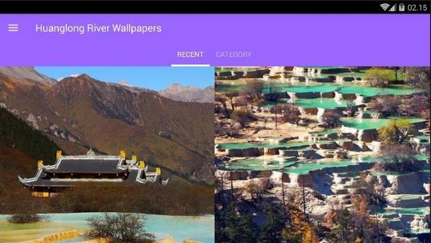 Huanglong River Wallpapers screenshot 4