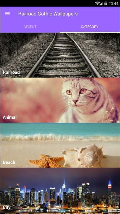 Railroad Gothic Wallpapers poster