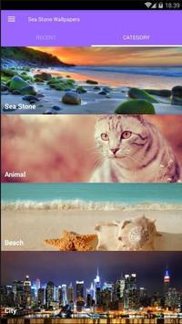 Sea Stone Wallpapers screenshot 3