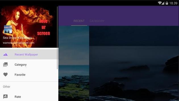 Sea Stone Wallpapers screenshot 7