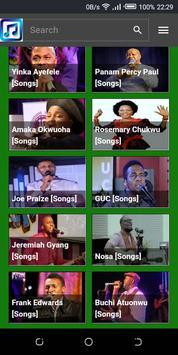 All Nigerian Gospel Music ảnh chụp màn hình 1