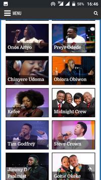 All Nigerian Gospel Music ảnh chụp màn hình 3