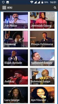 All Nigerian Gospel Music ảnh chụp màn hình 4