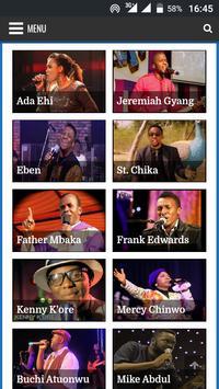 All Nigerian Gospel Music ảnh chụp màn hình 5