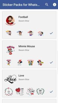 WS Premium Stickers screenshot 1
