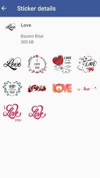 WS Premium Stickers screenshot 6