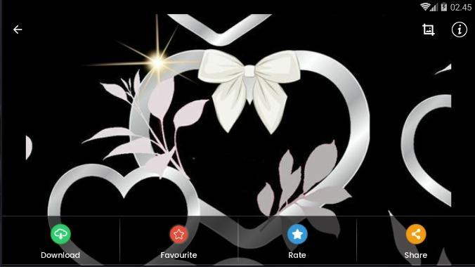 White Heart Wallpaper Hd For Android Apk Download