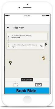 Winiscab Driver App screenshot 4