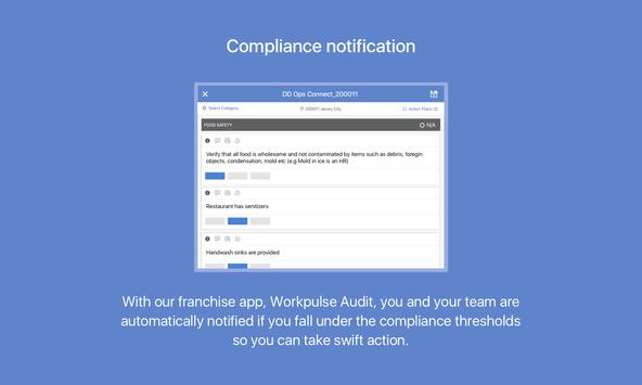 Workpulse Audit скриншот 14