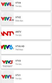 Xem TV ( Tất cả các kênh ) screenshot 1
