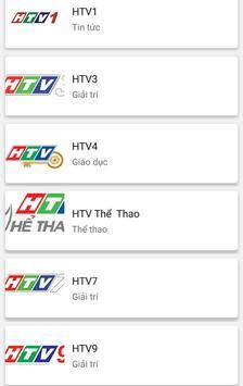 Xem TV ( Tất cả các kênh ) screenshot 3