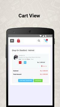 Yooshopper-A Steelbird Venture screenshot 3