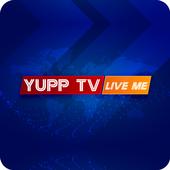 Yupp TV Live ME icon