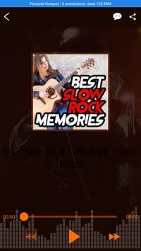 Best Slow Rock Memories screenshot 5