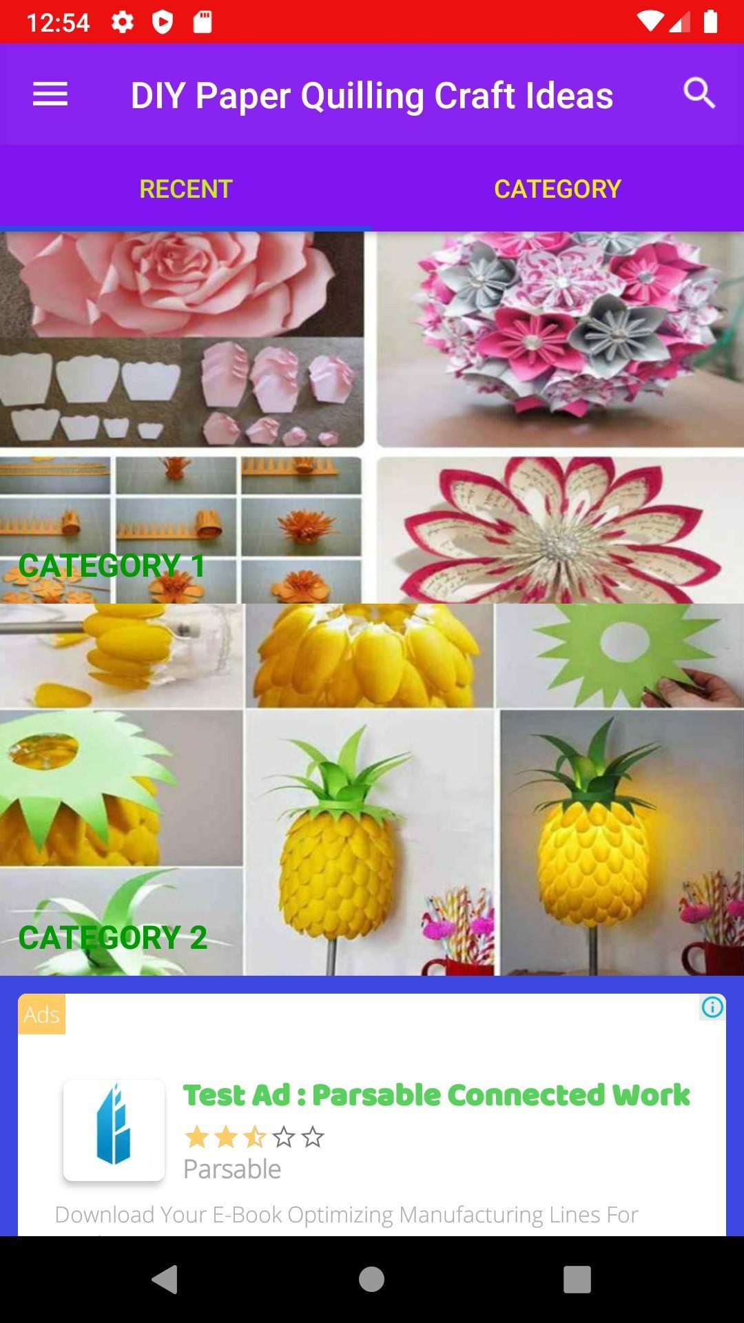 Diy Paper Quilling Craft Ideas For Android Apk Download