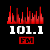 101.1 FM Radio Stations apps - 101.1 player online icon