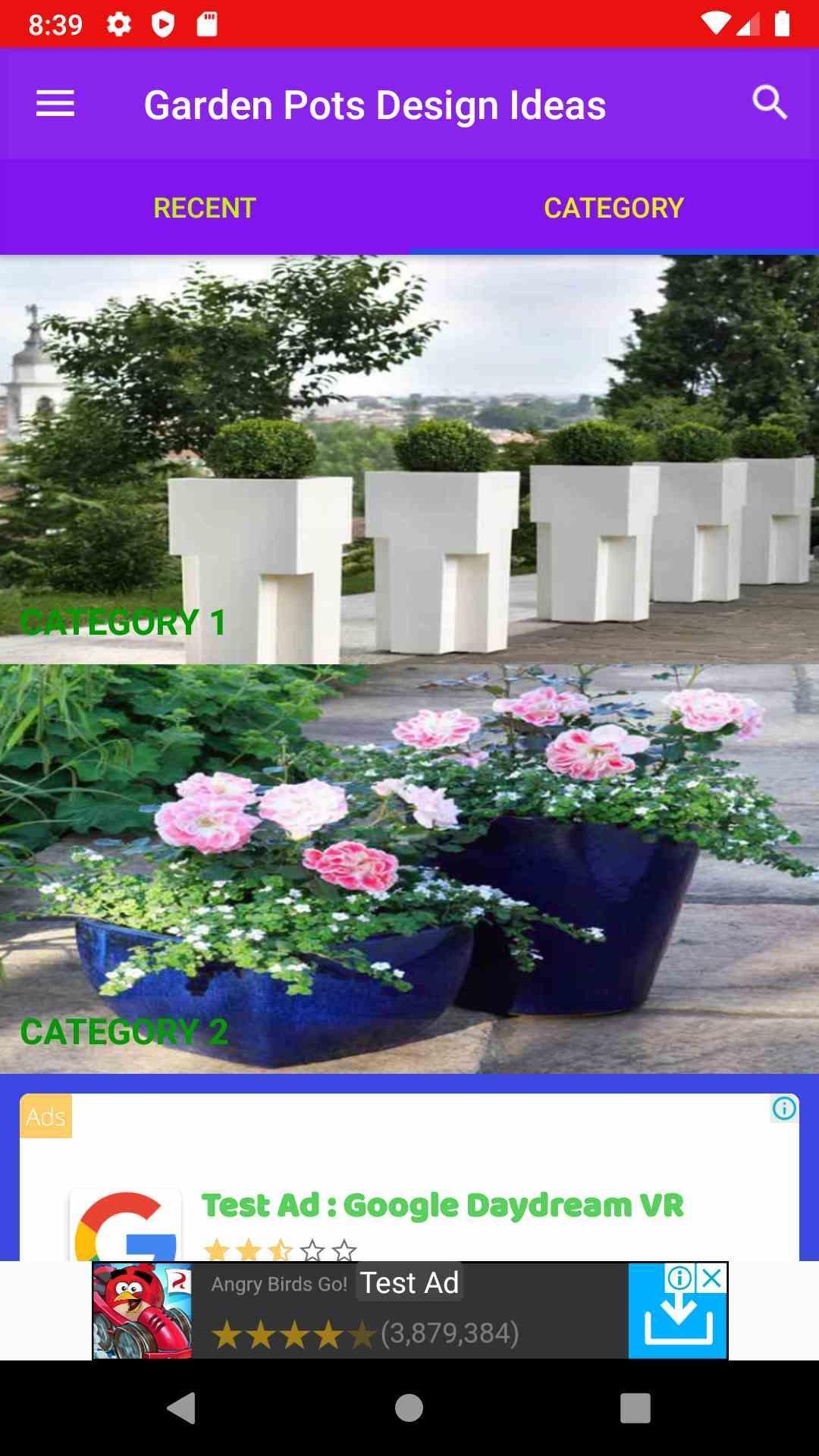 Garden Pots Design Ideas For Android Apk Download