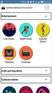 Zambia Arts and Culture Guide screenshot 2