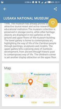 Zambia Arts and Culture Guide screenshot 4