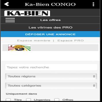 Ka-Bien Congo poster
