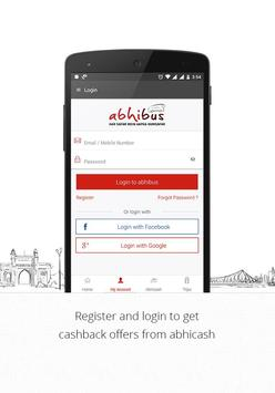 AbhiBus - Online Bus Ticket Booking, Hotel Booking screenshot 4
