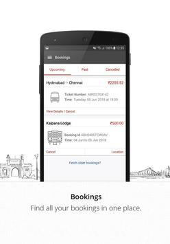 AbhiBus - Online Bus Ticket Booking, Hotel Booking screenshot 5