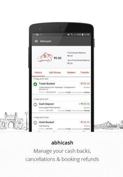 AbhiBus - Online Bus Ticket Booking, Hotel Booking screenshot 6