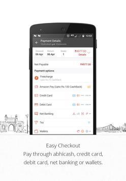 AbhiBus - Online Bus Ticket Booking, Hotel Booking screenshot 3