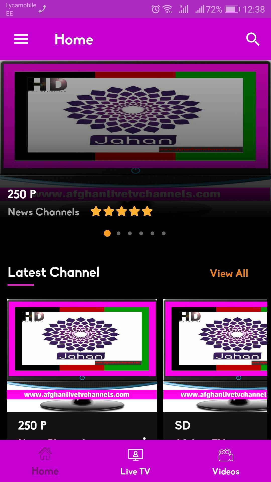 Afghan TV Channels for Android - APK Download