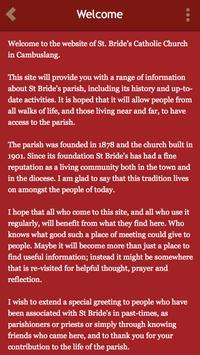 Saint Bride's Parish Cambuslang screenshot 4