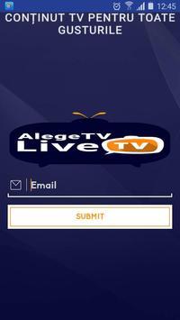 AlegeTV screenshot 2