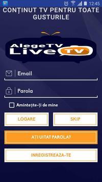 AlegeTV screenshot 3